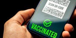 Las empresas y los locales pueden escanear y validar su pase para asegurarse de que cumple con los requisitos de vacunación o pruebas de COVID-19 para entrar.