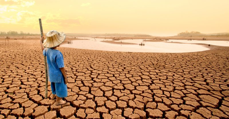 'The climate crisis is a child rights crisis.'