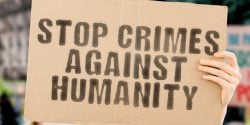 An international group of physicians and scientists signed a declaration accusing COVID-19 policy-makers of 'crimes against humanity.'