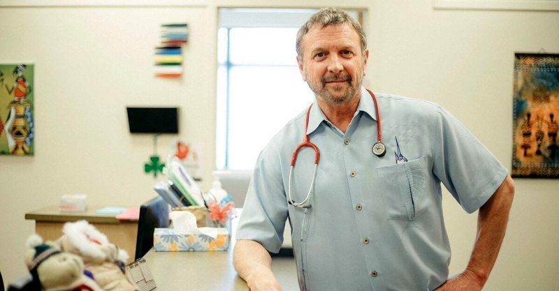 """""""Dr. Paul,"""" Thomas was accused by the board of posing a threat to public health."""