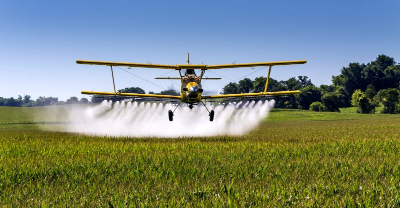 Groups Sue EPA Again for Re-Approving Drift-Prone Pesticide