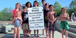 Research links fluoridated water consumption to endocrine dysfunction, hypothyroidism, ADHD and reduced IQ.