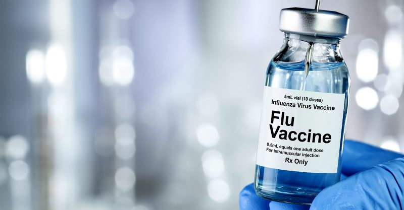 Flu vaccination linked to increased risk of COVID-19 death
