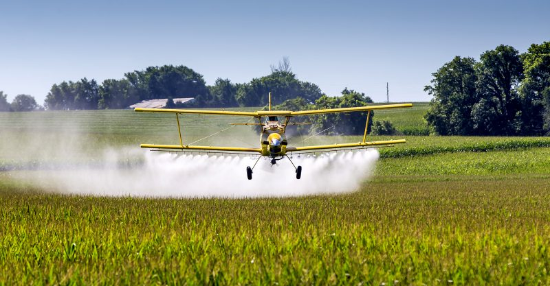 Glyphosate herbicides are among the most widely used agrochemicals in the world.