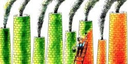 The world has wasted decades tinkering with carbon trading and 'green' financial labeling schemes.