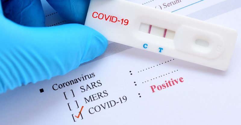 Reports of COVID breakthrough cases continue to rise.