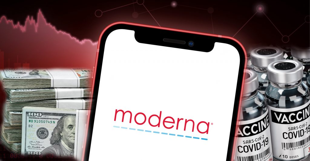 For the fifth time since the onset of the COVID pandemic the skyrocketing price of Moderna stock has produced a billionaire.