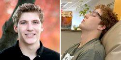 Greyson Follmer, Ohio State University student.