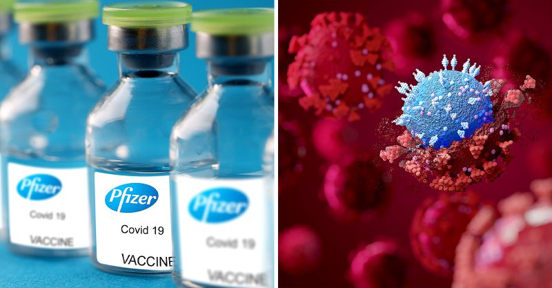 A new preprint study raises concerns about the effectiveness of mRNA COVID vaccines — particularly Pfizer's — against the Delta variant.