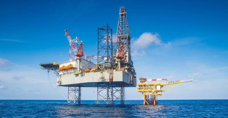 Fracking blasts water and chemicals into the seafloor to fracture rock and release oil and gas.