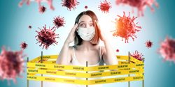 """The media are telling the public to """"start planning for a permanent pandemic."""""""