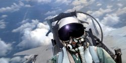 The most experienced pilots left or planned to leave the military to avoid the anthrax vaccine.