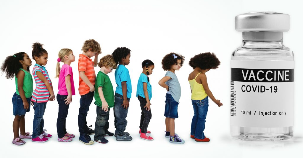 Why the big push to go after children?