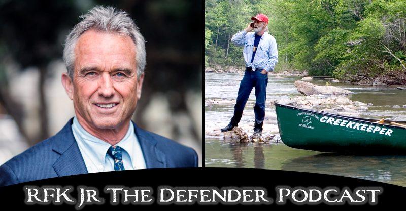 Hurricane Creekkeeper John Wathen has devoted his life to cleaning up waterways.