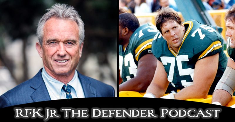"""Green Bay Packer hall-of-famer and Super Bowl champion Ken Ruettgers said his wife suffered a """"severe reaction"""" to the Moderna COVID vaccine."""
