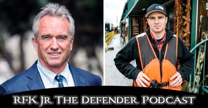 RFK, Jr. and River Activist Chad Pregracke The Defender Podcast