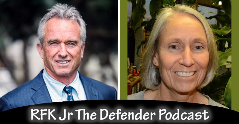 Natuzzi and RFK, Jr. talk about vaccine shedding, asymptomatic transmission, overly sensitive PCR tests and more.