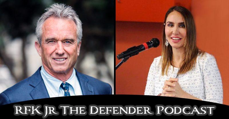 Leila Centnerspeaks with Robert F. Kennedy, Jr., on the RFK Jr. The Defender Podcast.