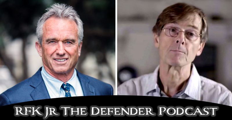 Dr. Mike Yeadon and RFK Jr. speak on the RFK Jr The Defender Podcast.