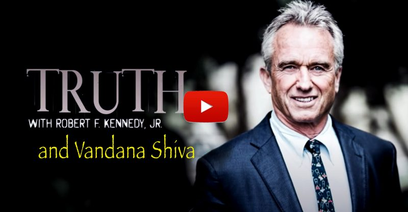An interview with Robert F. Kennedy, Jr. and Vandana Shiva.