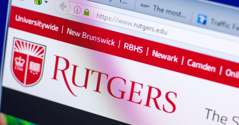 Rutgers announced all students to be vaccinated for COVID-19.