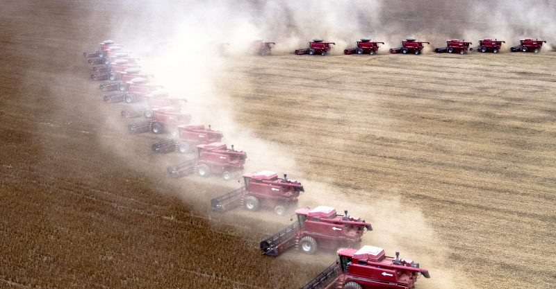 'Control of agricultural markets and concentration of power has proven to be a lucrative business for industrial agrifood corporations.'