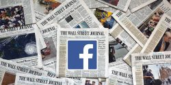 The WSJ editorial board specifically called out Facebook.