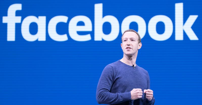 Mark Zuckerberg firmly in control: He alone controls almost 60% of the company.